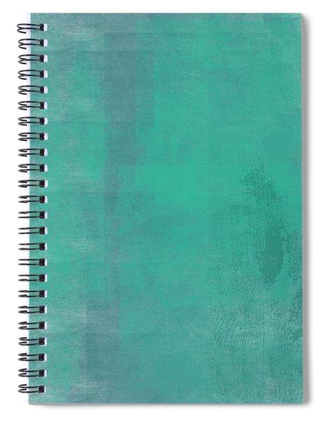 Beach Glass 2 Spiral Notebook