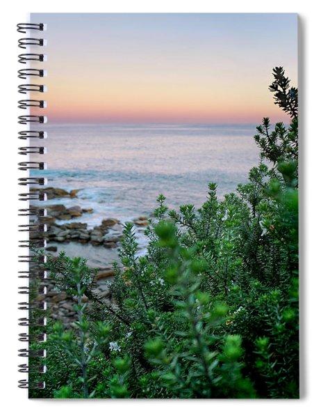 Beach Retreat Spiral Notebook