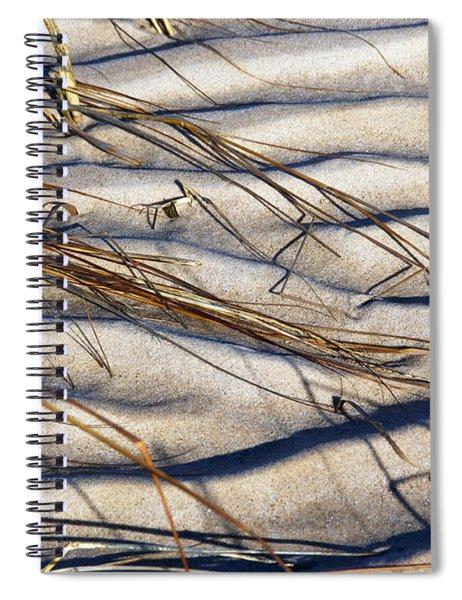 Beach Tapestry Spiral Notebook