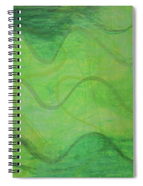 Beachday Spiral Notebook