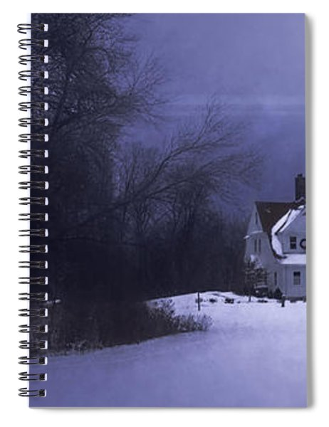 Beacon Spiral Notebook