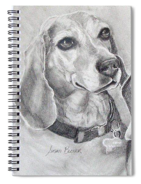 Beagle Boys Spiral Notebook