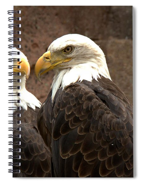 Beak To Beak Spiral Notebook