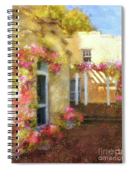 Beallair In Bloom Spiral Notebook