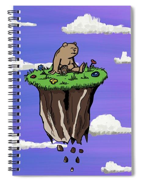 Bear Rock Spiral Notebook