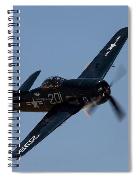 Bearcat Spiral Notebook