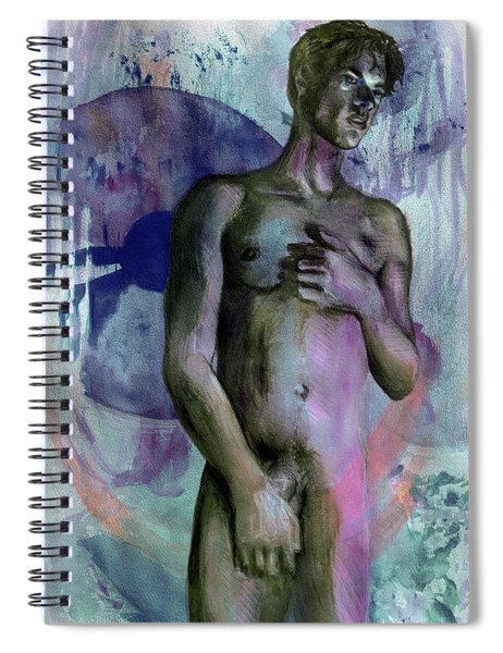 Bearing Mysteries  Spiral Notebook
