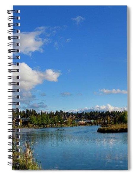 Beautiful Bend Spiral Notebook