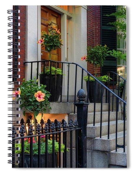Beautiful Entrance Spiral Notebook