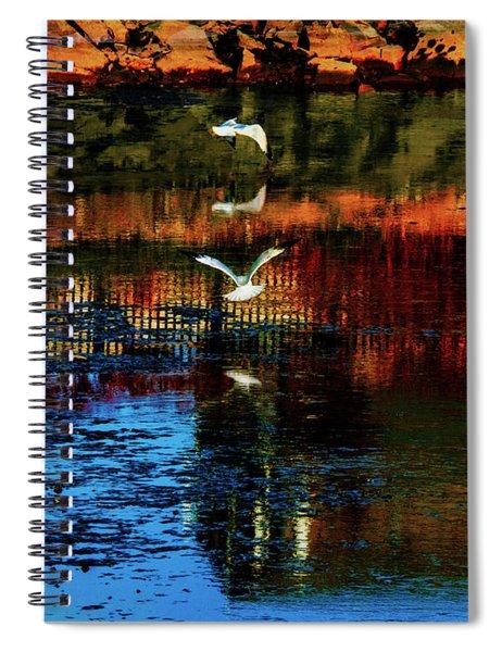 Beautiful II Spiral Notebook