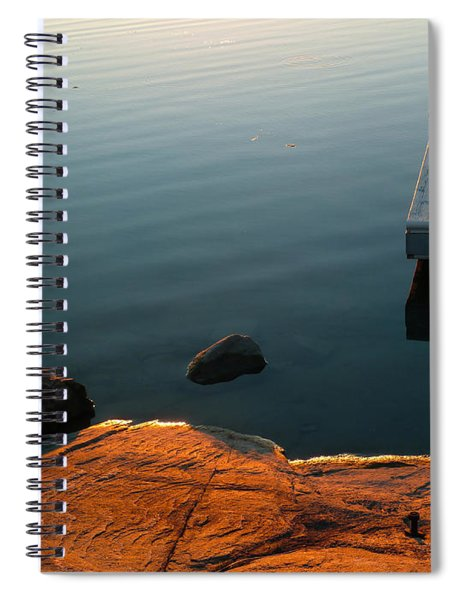 Beautiful Sunday Spiral Notebook