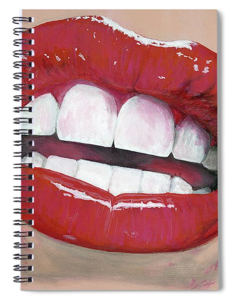 Beauty Is Truth Spiral Notebook