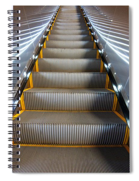 Beauty Is Where You Find It Spiral Notebook