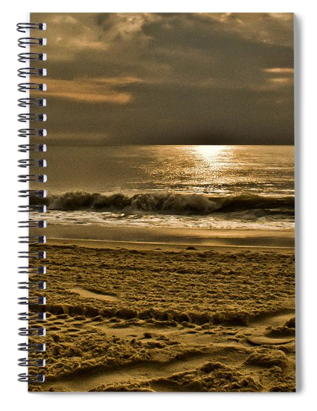 Beauty Of A Day Spiral Notebook