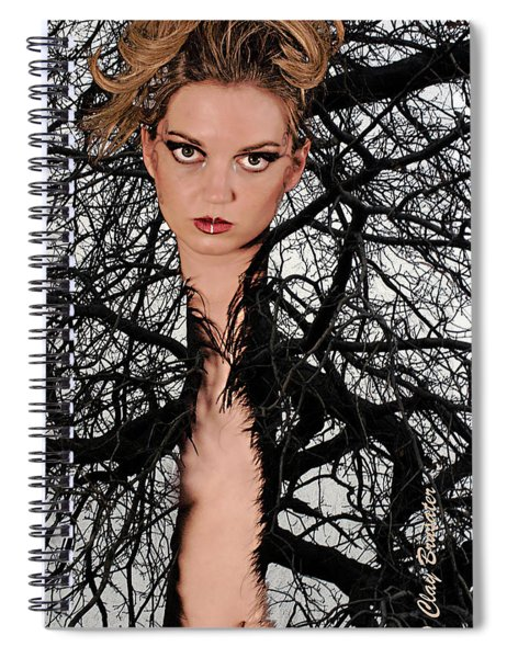 Beauty Of Nature Spiral Notebook
