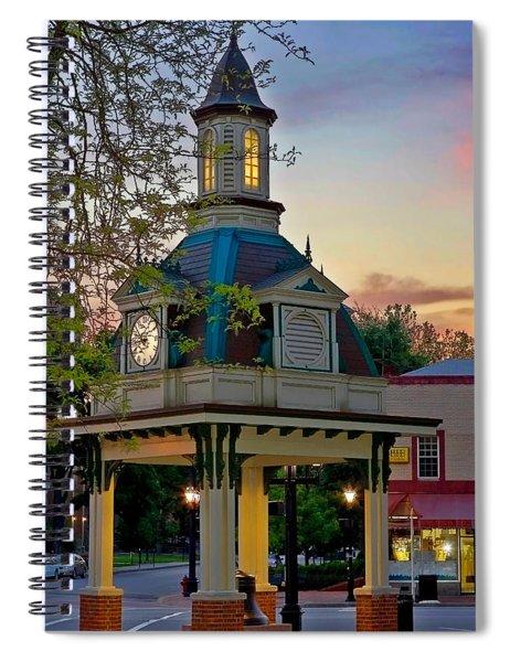 Beaver 3  Spiral Notebook