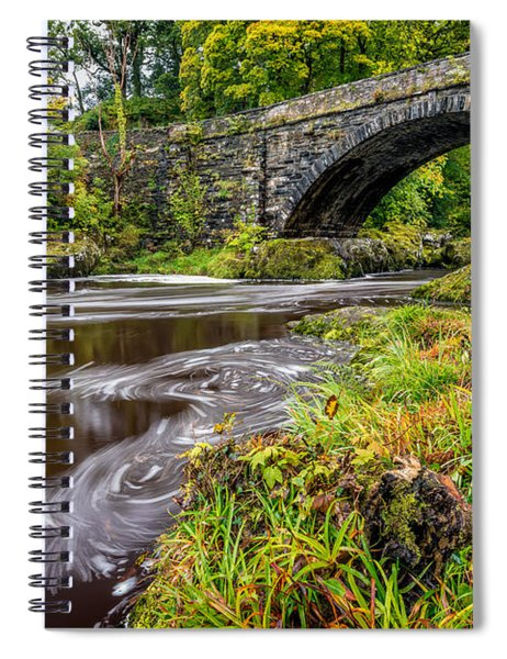 Beaver Bridge Spiral Notebook