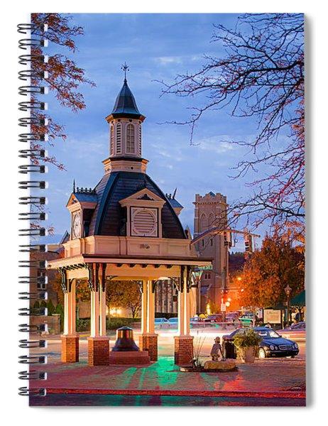 Beaver Pa 4 Spiral Notebook