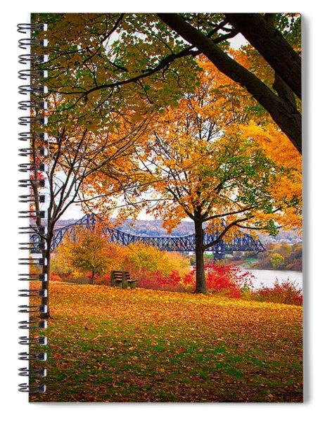 Beaver Park Spiral Notebook