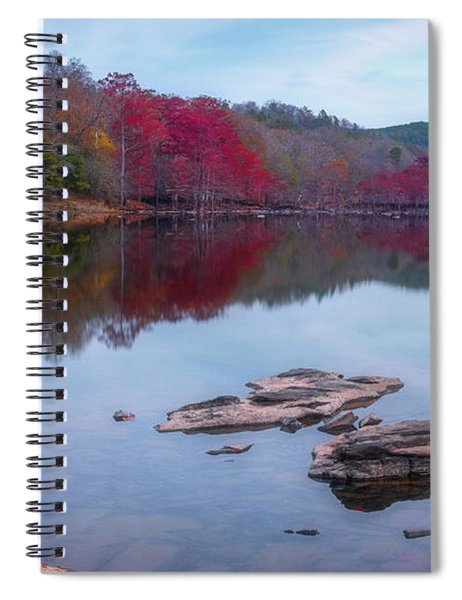 Beavers Bend State Park Spiral Notebook