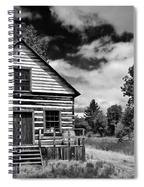 Beckwourth Cabin Spiral Notebook