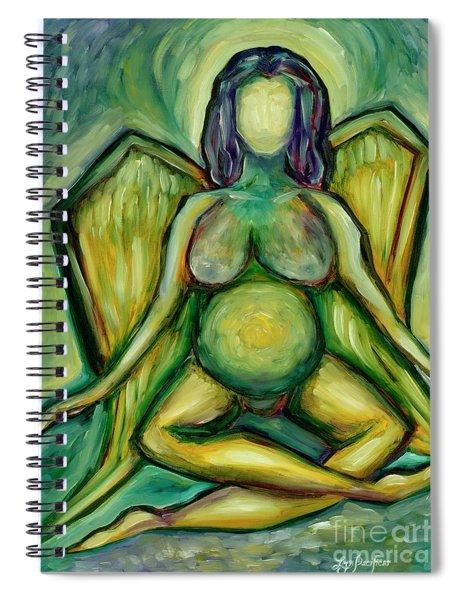 Becoming Herself Again Spiral Notebook