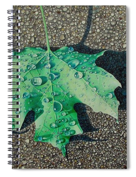 Bedazzled Spiral Notebook