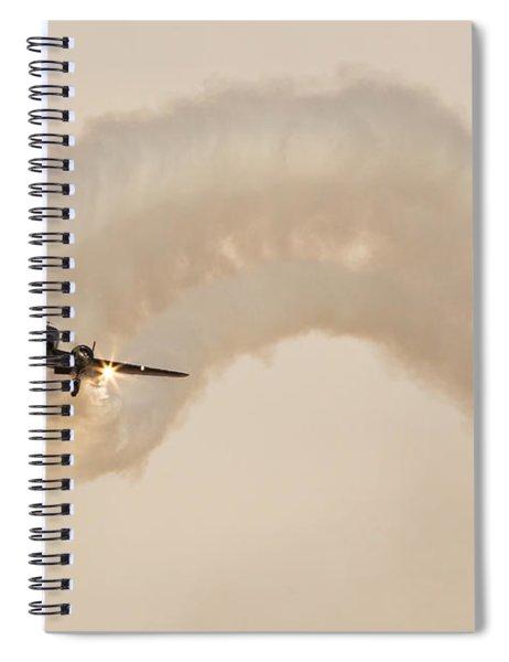 Beech 18 Spiral Notebook