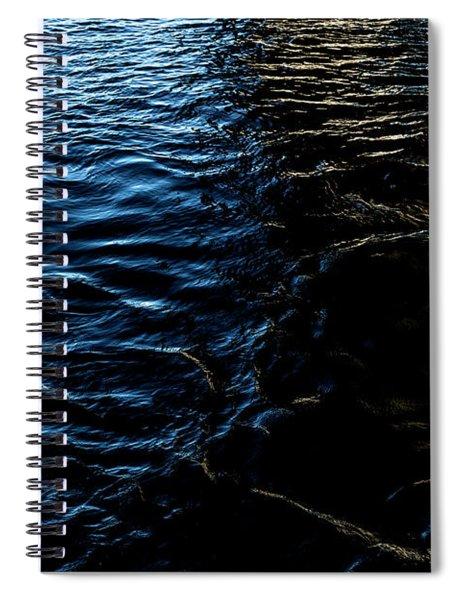 Befallen Spiral Notebook
