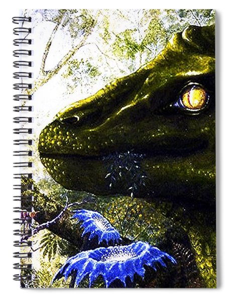 Before  Mankind . . .  Spiral Notebook