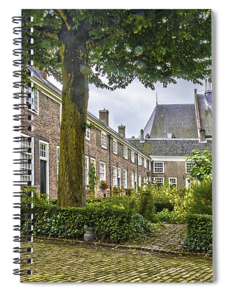 Begijnhof In Breda Spiral Notebook