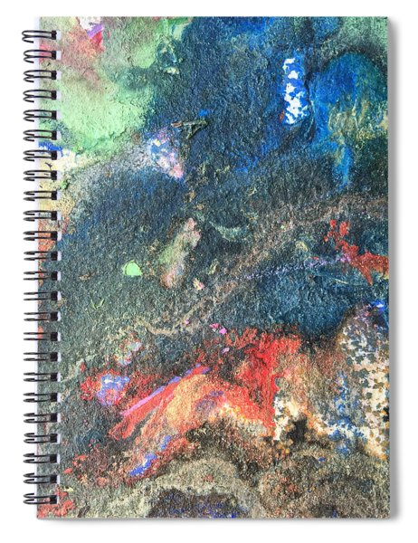 Beginnings - Geology Series Spiral Notebook