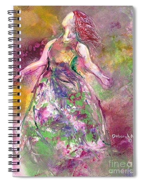 Behold My Beloved Spiral Notebook