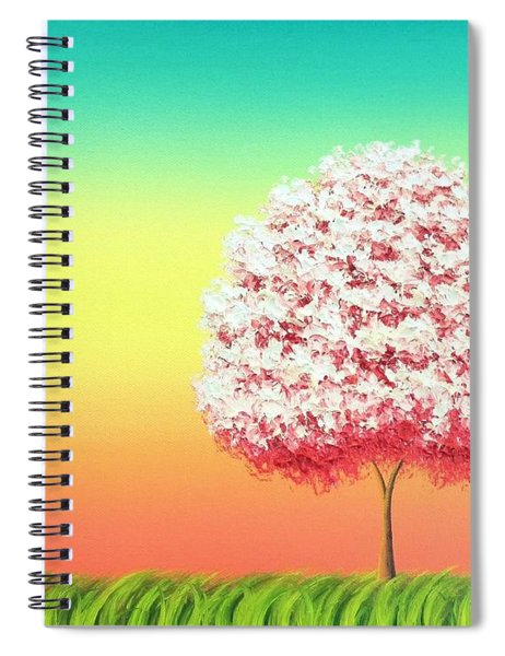 Beholden To The Skies Spiral Notebook