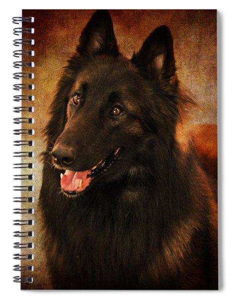 Belgian Tervuren Shepherd Spiral Notebook