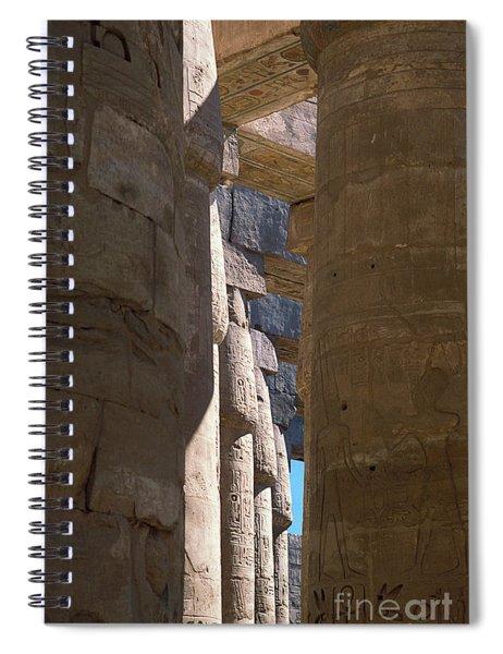 Belief In The Hereafter IIi Spiral Notebook