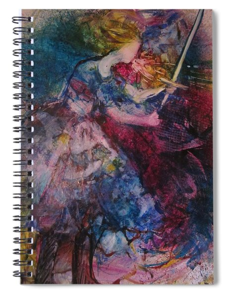 Believe And Decree Spiral Notebook