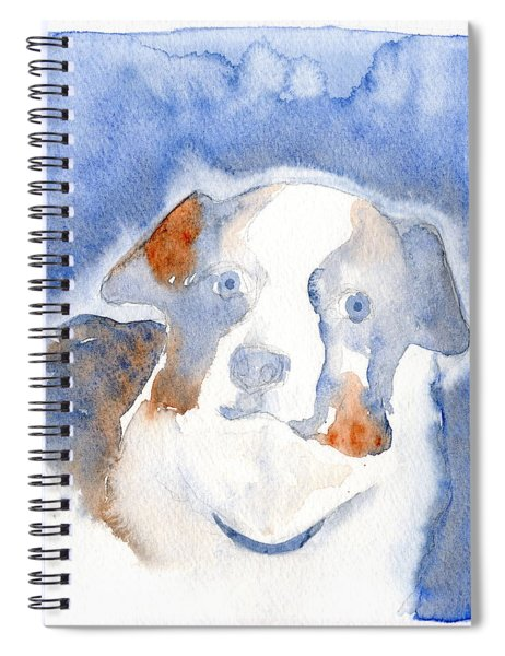 Belle Spiral Notebook