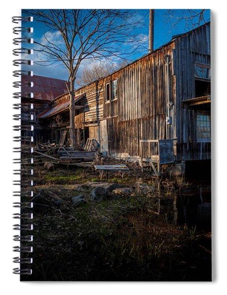 Bellrock Mill Spiral Notebook