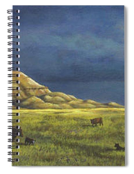 Belt Butte Spring Spiral Notebook