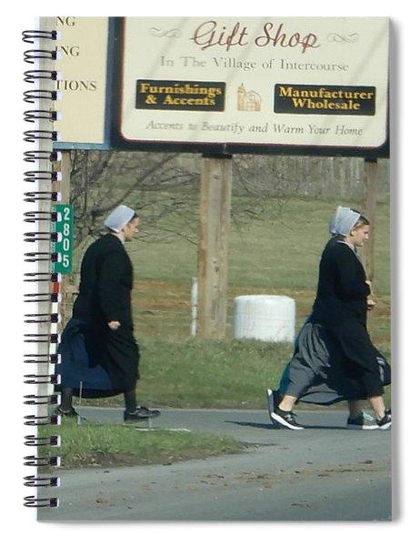 Benefit Auction Spiral Notebook