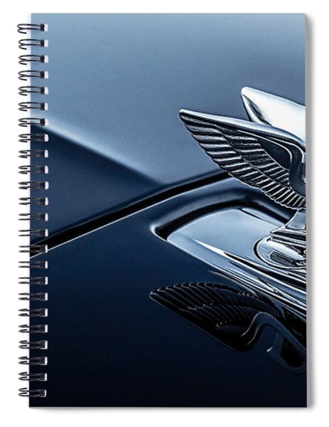 Bentley Flying B Spiral Notebook
