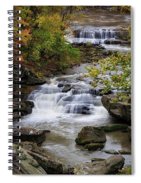 Berea Falls Spiral Notebook