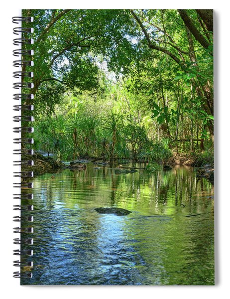 Berry Springs Spiral Notebook
