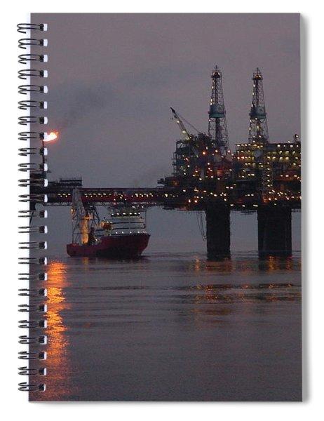 Beryl Alpha Spiral Notebook