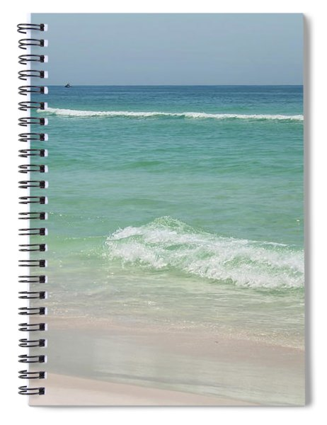 Best Seat  Spiral Notebook