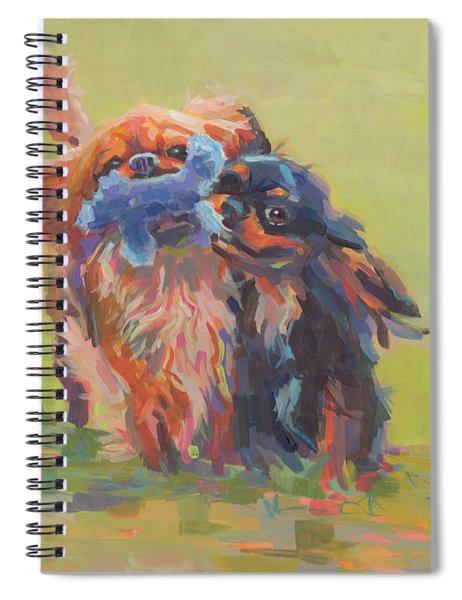 Besties Spiral Notebook