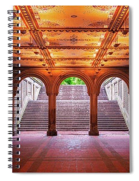 Bethesada Terrace Spiral Notebook