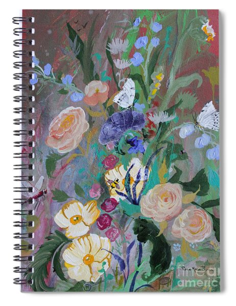 Betrothed Spiral Notebook