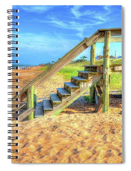 Betty's Place  Spiral Notebook